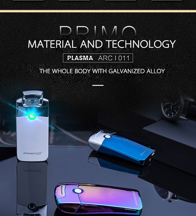Briquet  Electrique Etanche USB pour fumeur