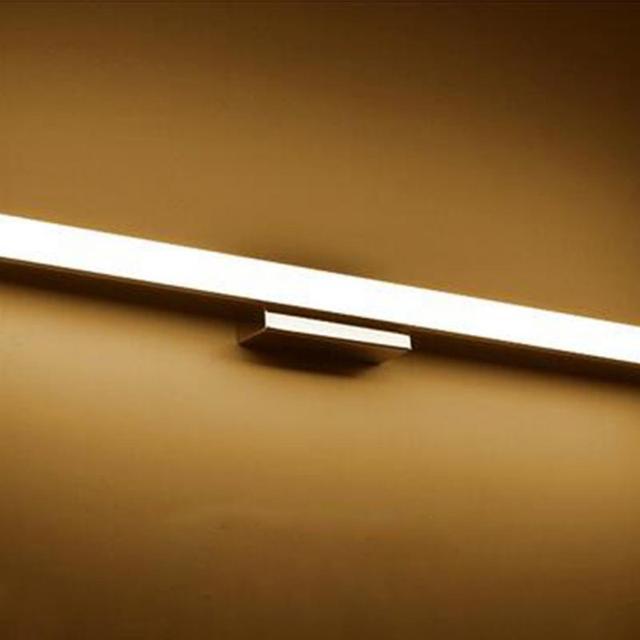 Bathroom Rectangle Wall Light Mirror Front LED Lighting Waterproof ...