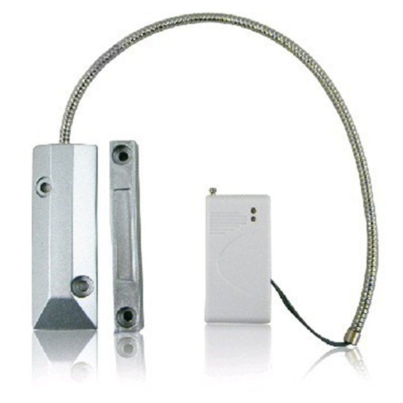 Wireless Rolling Garage Door Sensor compatible with all of our home alarm system