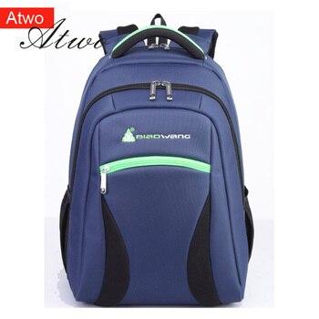ATWO WaterProof  Backpacks 15.6 Laptop Backpack men Travel  38 Litre Daypacks