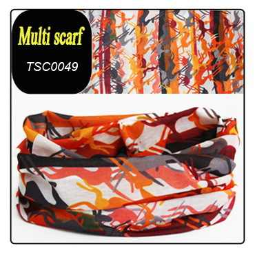 seamless tube scarf multifunctional headwear free shipping(TSC0049)|headwear scarf|headwear|headwear professionals