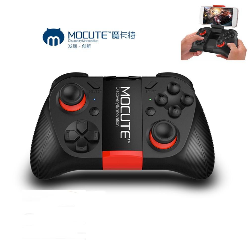 MOCUTE 050 GamePad Joystick Bluetooth Controller Fernbedienung Gamepad für PC Smartphone Android iso PUGB handy-spiel