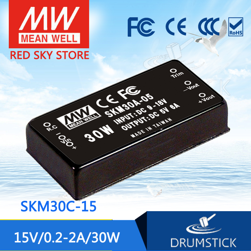 Advantages MEAN WELL SKM30C-15 15V 2A meanwell SKM30 15V 30W DC-DC Regulated Single Output ConverterAdvantages MEAN WELL SKM30C-15 15V 2A meanwell SKM30 15V 30W DC-DC Regulated Single Output Converter