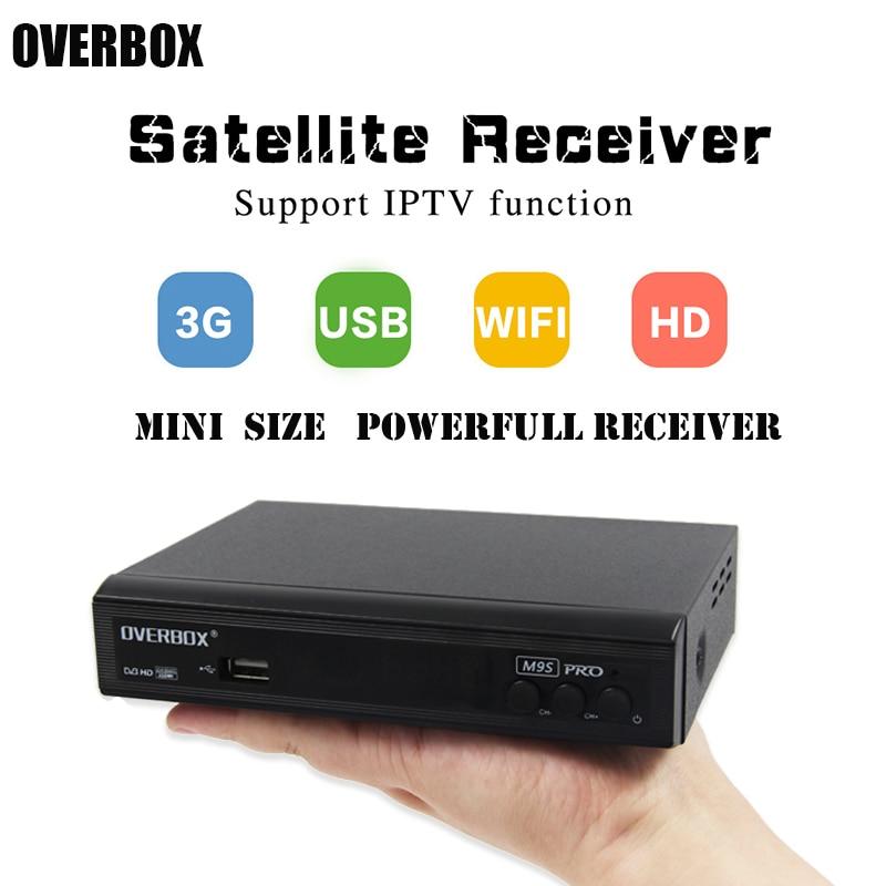 Smart freesat v8 open box M9S PRO satellite font b receiver b font hd iptv NEWCAM
