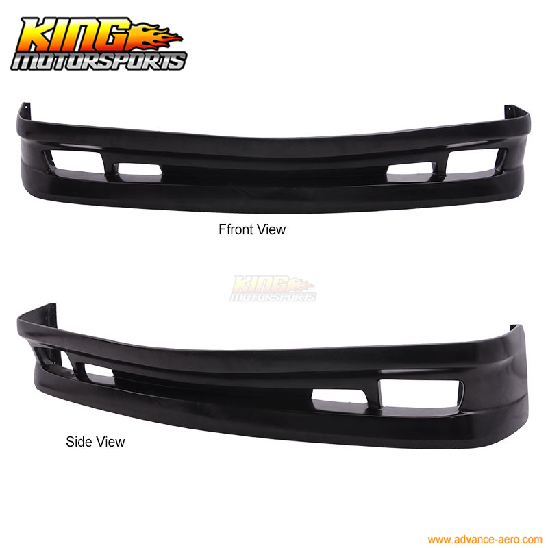 For 1992 1993 1994 1995 1996 1997 1998 BMW E36 AC Type II Style Coupe Urethane Front Bumper Lip Valence купить в Москве 2019
