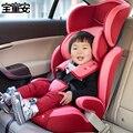 Bao de Tonga asiento de seguridad infantil asiento de coche de bebé de 9 meses-12 años certificación 3C