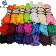 Hair-Bow Garment Grosgrain-Ribbon Wedding-Party-Decor DIY 8mm Sew Multi-Colors Option