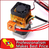 3D Printer Extruder Nozzle Extruder Head With Cooling Fan For MK7 MK8 UPGRADE Free Shipping