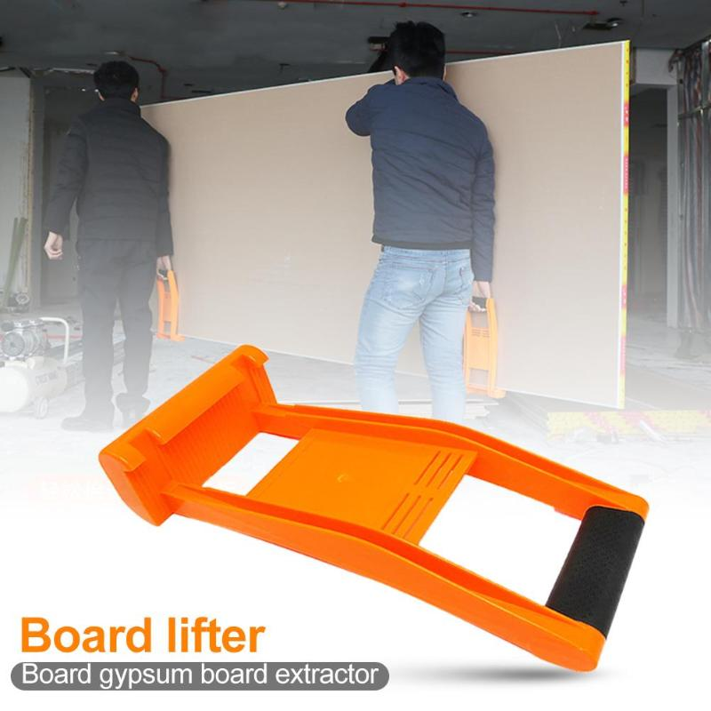 Floor Handling Board Gypsum Board Extractor Carry Tile Tools Lifter Plasterboard Panel Carrier 80KG Load Tool Panel Carrier