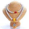 Popular High Imitation Bodhi Seed Bracelet Tibet Buddhist Prayer Beads Bead Bracelets Fashion Accessories Women'S Jewelry