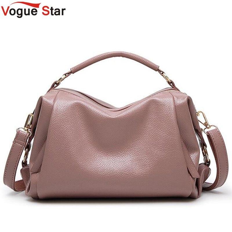 Fashion 2018 High Quality PU Leather Women Handbags Brand Casual Shoulder Bags Female Solid Tote Bag Lady Crossbody Bags LB395