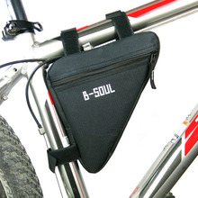 Bike Bicycle front Bag Bisiklet Aksesuar Triangle Handlebar Tube Frame Holder Saddle Bag for Mountain Bike Bicycle Accessories