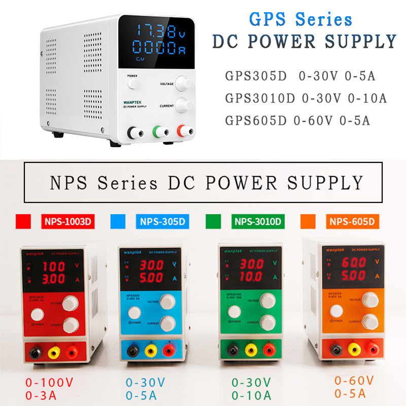 GPS & NPS DC POWER SUPPLY