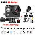 Acción cámara EKEN H9SE/H9/H9R 2.4G mando a distancia Ultra FHD 4 K WiFi 1080 P 60fps deporte impermeable cámara de vídeo profesional deportiva