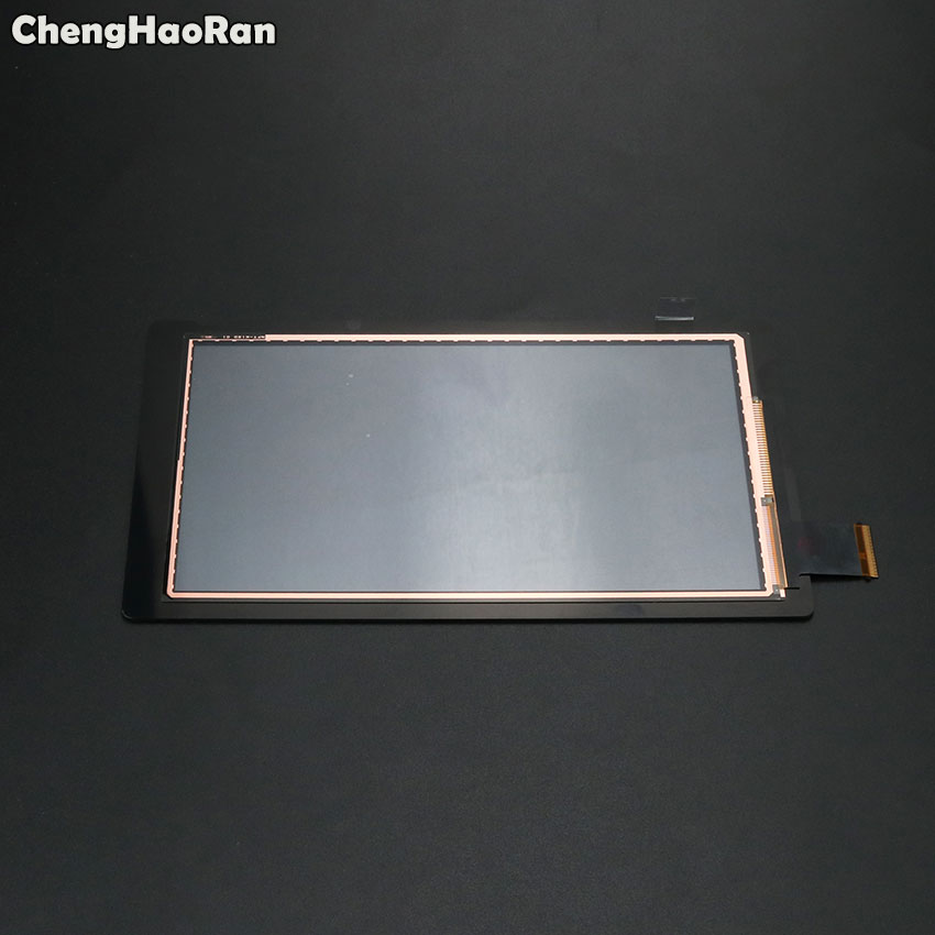 ChengHaoRan New Touch Screen for Nintendo Switch NS Console Touch Screen Digitizer Outer Panel Replacement