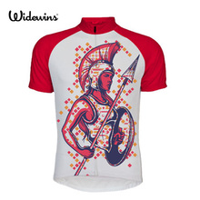 2017 Rome Female warrior Pro Short Sleeves Cycling Jersey Shirt women Clothing Wear Ropa Ciclismo maillot 5216
