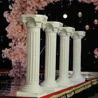 Free Shipping 88(H) wedding roman column wedding props wedding roman pillar road lead wedding decoration 8pcs/lot