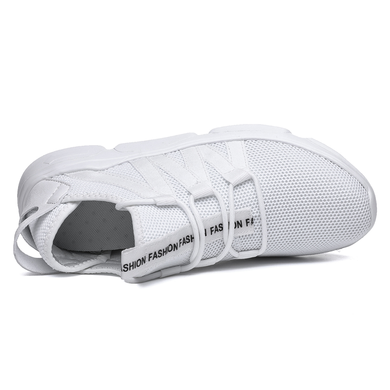 Rojo Hombres De Blanco Tamaño Calidad Los Alta Zapatos 39 Deporte Transpirables Adultos Hombre 2019 Antideslizante 48 Para blanco Negro Negro Suave rojo Zapatillas Cómodo qEv6wdnf7