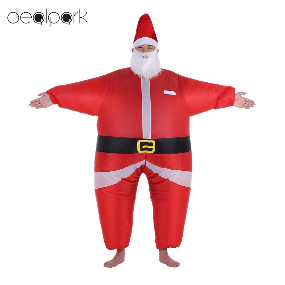 Aliexpress.com : Buy Funny Christmas Inflatable Santa Claus ...