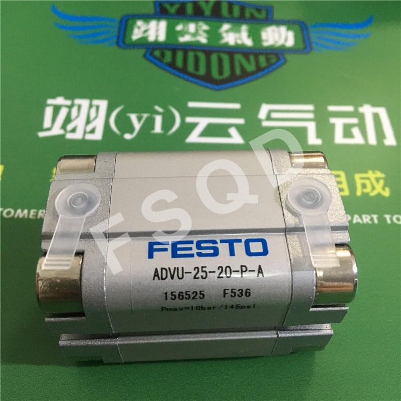 цена на ADVU-25-5-P-A ADVU-25-10-P-A ADVU-25-15-P-A ADVU-25-20-P-A FESTO cylinder