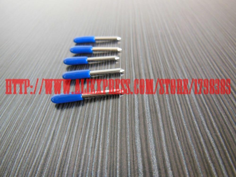 5 pcslot 45 degree for roland vinyl lettering cutterfor roland vinyl cutters