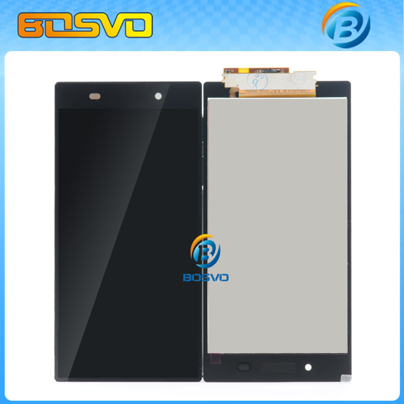 1 piece tested Replacement LCD Display with Touch Screen assembly For Sony for Xperia Z1 L39h C6902 C6903 C6906 C6943 +free tool