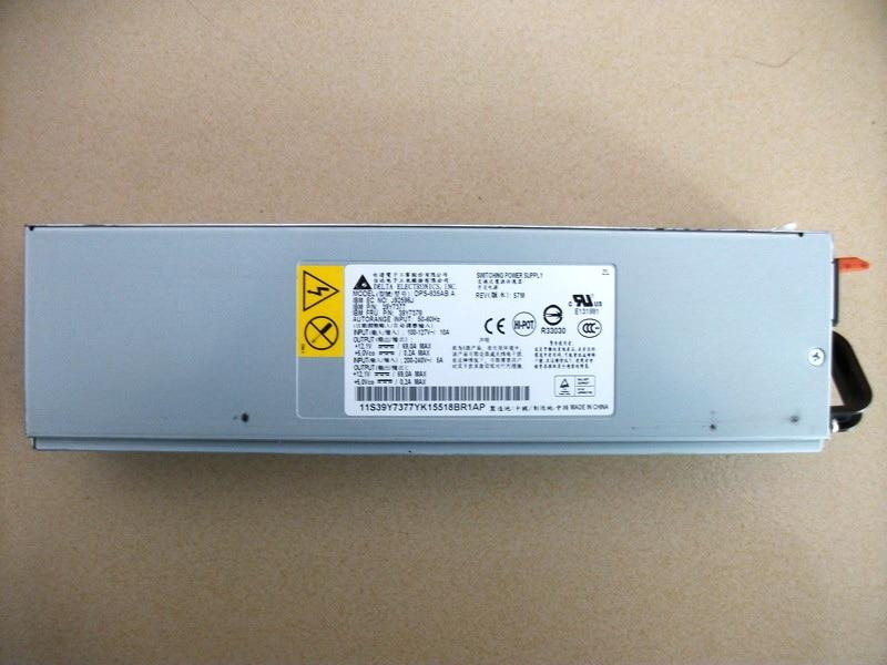 12V69A 835W server power supply DPS-835AB A 39Y7377 39Y7378