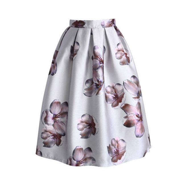 Aliexpress.com : Buy New Arrival Summer Skirts Womens Knee Length ...