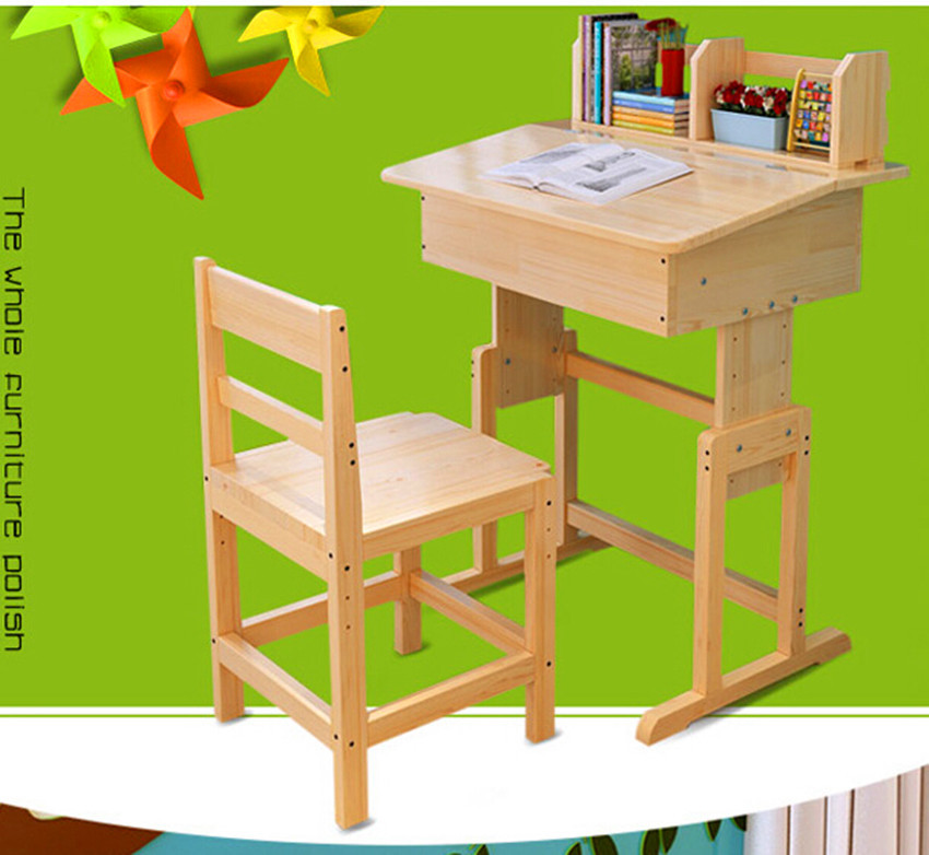 Non Free shipping Factory Direct Children Kids Wooden Study Table and Chair Set Study Desk Set Wood Furniture for Child-in Children Tables from Furniture on ...  sc 1 st  AliExpress.com & Non Free shipping Factory Direct Children Kids Wooden Study Table ...