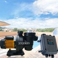 SJP31/19 D72/1200 Solar Water Pump Swimming Pool Circulating Pump Silent Large Flow Horizontal Centrifugal Pump 72V 1200W 31m3/h