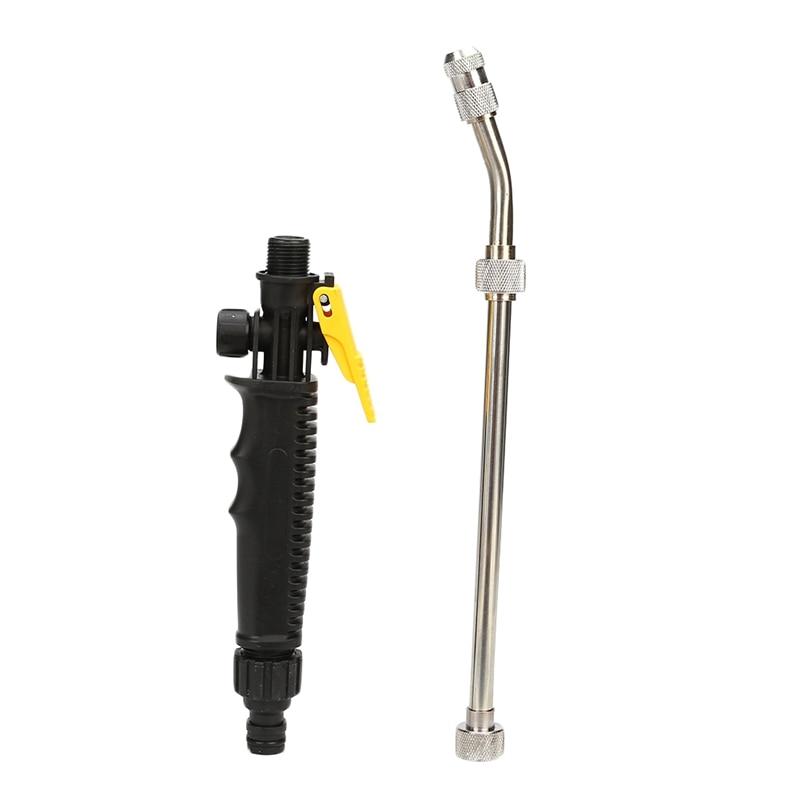 Car High Pressure Wash Water Gun Power Washer Spray Nozzle Washing Water Gun high pressure jet ...