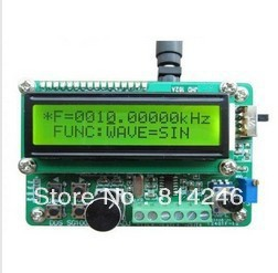 цены Free shipping,0.01- 5MHz DDS Function Signal Generator Module Wave