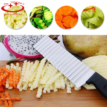 Potato French Fry Cutter Stainless Steel Kitchen Accessories