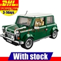 DHL LEPIN 21002 1108 PCS Modular Technic Series MINI Cooper Model Building Kits Set Block Bricks Compatible 10242