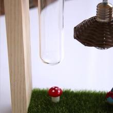 Creative home vase gift zakka grocery tigers micro-landscape hydroponic decoration Decoration resin vase Totoro random delivery