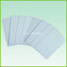 100 шт./лот глянцевое для струйной печати ПВХ id карты для Epson T50 P50 A50 R290 R230 для струйных принтеров Canon пустой пластиковые карты