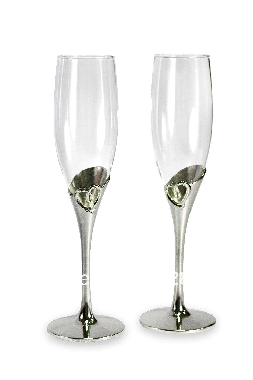 royalty free stock photos two wine glasses champagne wedding flower image wedding wine glasses Two wine glasses with champagne and wedding flower