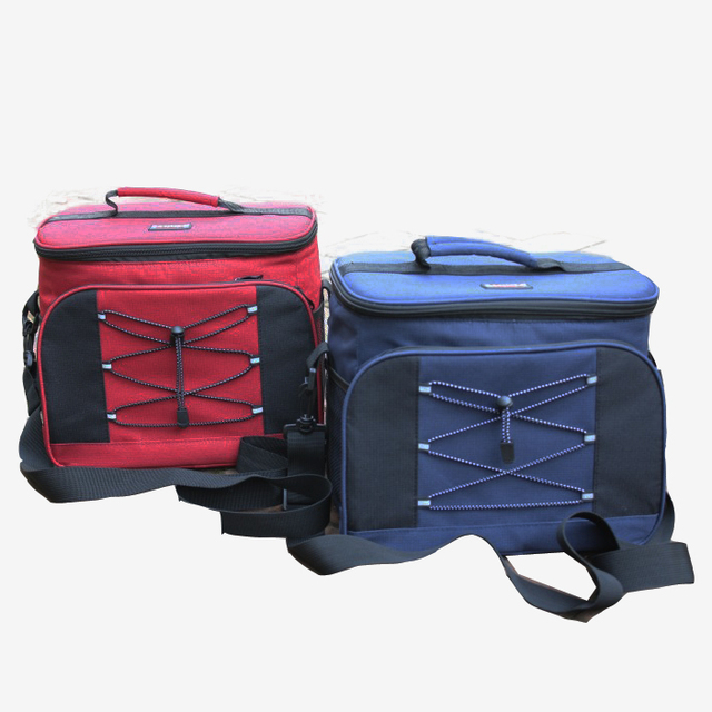 NEW!!Large volume waterproof thick thermal cooler bag for family keep food cooling / hot insulated lunch box car ice bag
