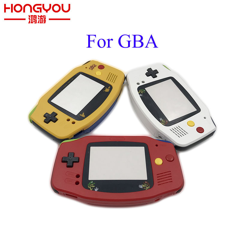 все цены на Housing Shell Pack for Nintendo Gameboy Advance GBA Case Cover Repair Part for Gameboy Advance GBA Console