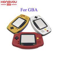 Paquete de carcasa para Nintendo Gameboy Advance GBA, funda, pieza de reparación para consola Gameboy Advance GBA
