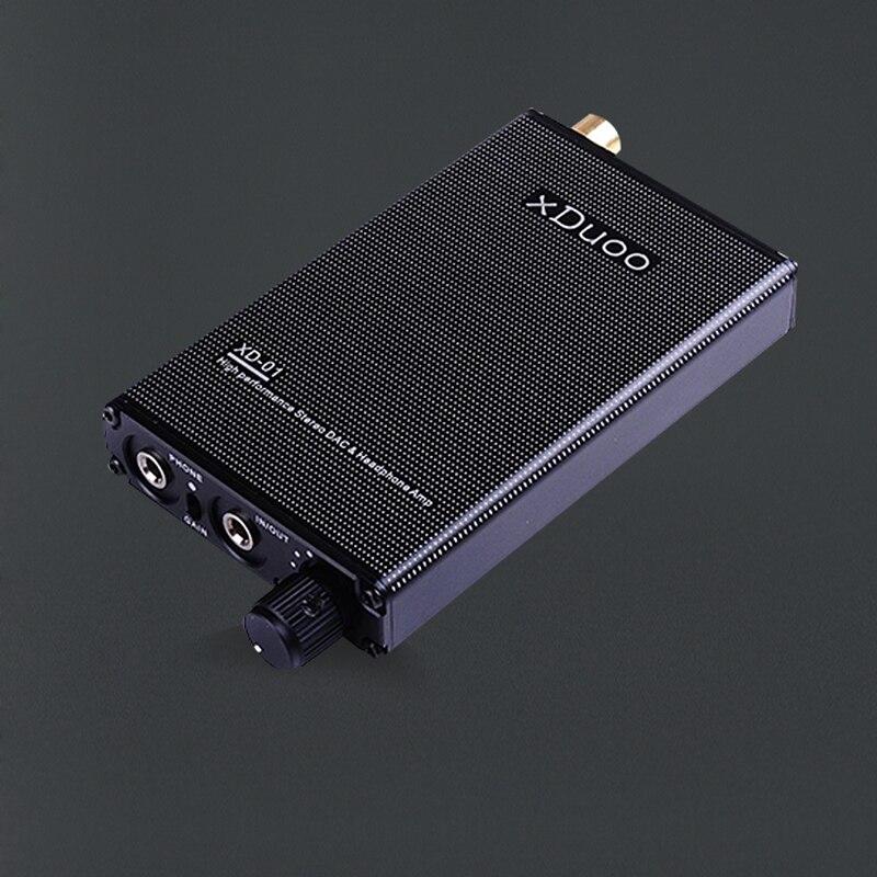 Hifi-geräte Neueste Xduoo Xq-23 Mini Bluetooth Tragbare Aptx Wm8955 Dac Kopfhörer Verstärker Power Verstärker Dinge Bequem Machen FüR Kunden Hifi-player