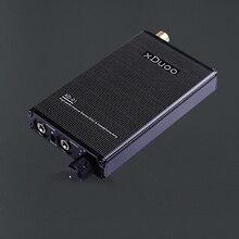 XDuoo XD-01 DAC Headphone Amplifier Novo Portátil 24Bit/192 KHz Amplificador