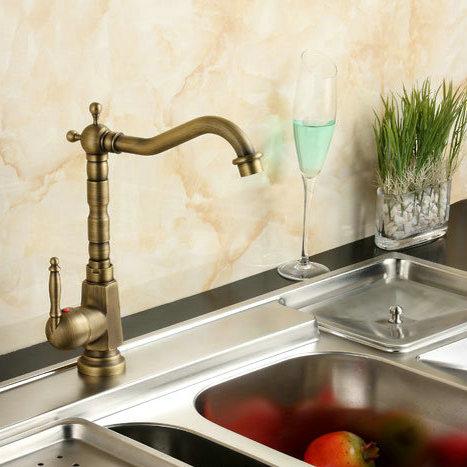 Antique Looking Bathroom Faucet Antique Style Kitchen Faucets