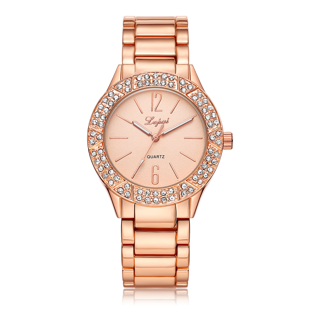 Fashion relogio feminino Womens Watch Quartz Luxury Diamond Stainless Steel Bracelet Business Dress Wrist Watch gold silver watches womens stainless steel bracelet watch new fashion luxury women quartz stainless steel strip wrist watch gift silver 2017