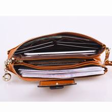 Genuine leather wallets for women (4 colors)