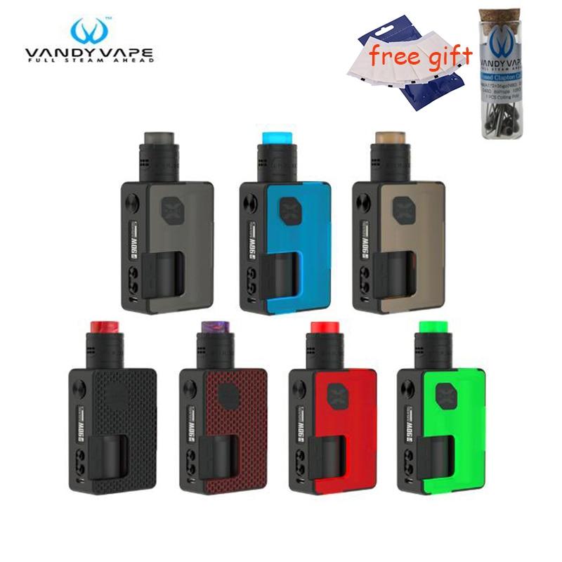 Original Vandy Vape PULSE X BF KIT Standard Version 90W Pulse X BF MOD Vape with