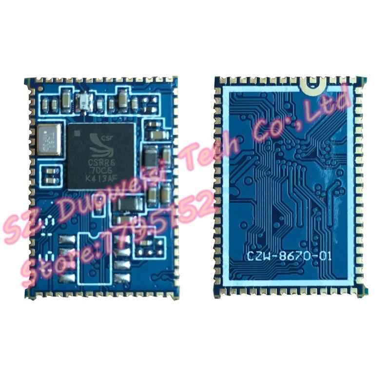 BTM870-B / CSR8670 Stereo Bluetooth Audio Module (Bluetooth 4.0 / BLE / APT-X) btm870 b csr8670 stereo bluetooth audio module bluetooth 4 0 ble apt x