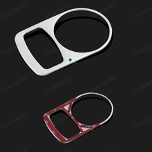 For A/udi Q3 Dashboard Switch Cover auto Accessories Stainless Steel light control Button Trim sticker car styling