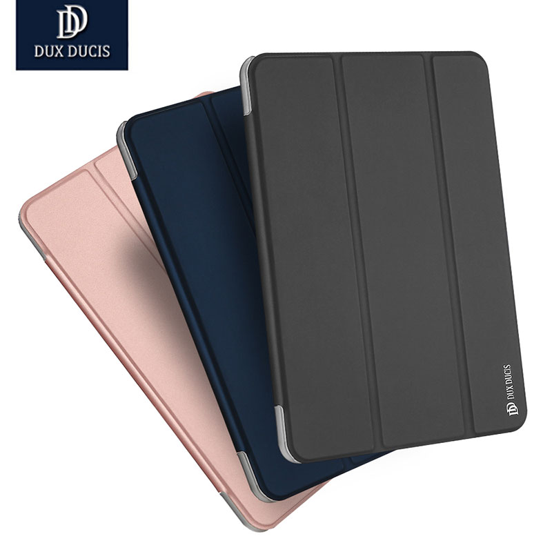 DUX DUCIS Hot tablet case For Samsung Galaxy Tab S3 Case Ultra Slim PU Leather Folding Cover Case For Samsung Galaxy Tab S3 9.7 pu leather case cover for samsung galaxy tab 3 10 1 p5200 p5210 p5220 tablet