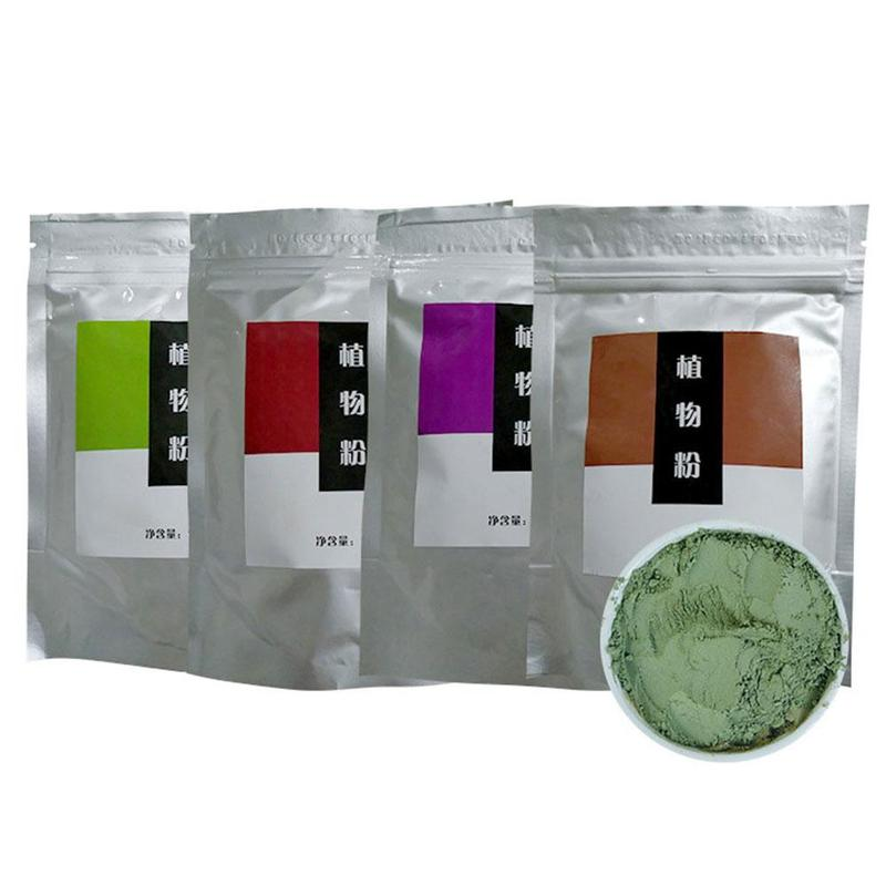 Authentic India Pure Henna Hair Dye Powder All Natural High Pigment Color For Hair Root Touch Up Beard & Eyebrows Powder